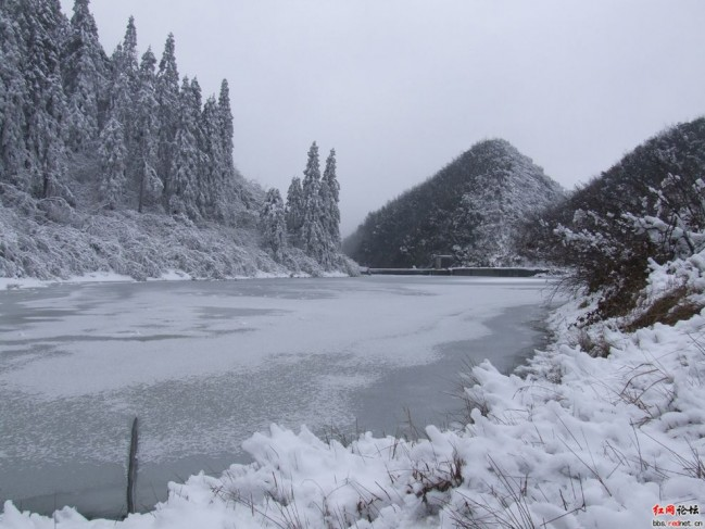 雪峰山森林公园